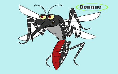 Dengue symptoms