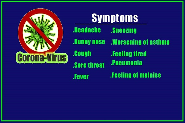 CoronaVirus Se Bachne Ke Upay कोरोना वायरस के लक्षण  CoronaVirus in Hindi