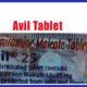 Avil Tablet 25 Mg: Avil Tablet Uses and Side Effects, Avil Tablet Overdose